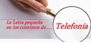 Contrato telefono