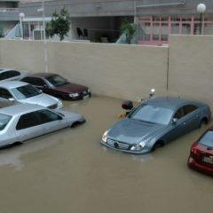 Y después de las lluvias ¿quién cubre los daños de mi coche?