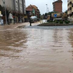 ¿Cómo puedo reclamar  los daños por las lluvias torrenciales?